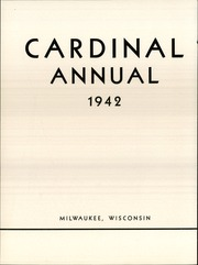 Page 6, 1942 Edition, South Division High School - Cardinal Yearbook (Milwaukee, WI) online yearbook collection