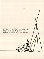 Page 7, 1942 Edition, South Division High School - Cardinal Yearbook (Milwaukee, WI) online yearbook collection