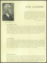 Page 12, 1943 Edition, South Division High School - Cardinal Yearbook (Milwaukee, WI) online yearbook collection