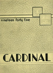 1945 Edition, South Division High School - Cardinal Yearbook (Milwaukee, WI)