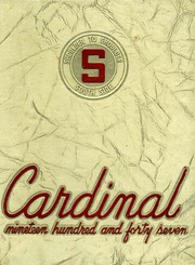 1947 Edition, South Division High School - Cardinal Yearbook (Milwaukee, WI)