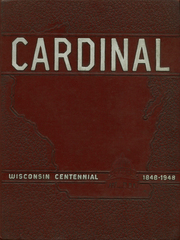 1948 Edition, South Division High School - Cardinal Yearbook (Milwaukee, WI)