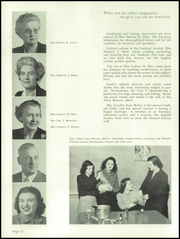 Page 16, 1950 Edition, South Division High School - Cardinal Yearbook (Milwaukee, WI) online yearbook collection