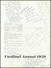 Page 7, 1950 Edition, South Division High School - Cardinal Yearbook (Milwaukee, WI) online yearbook collection