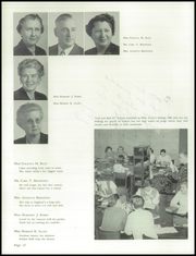Page 16, 1951 Edition, South Division High School - Cardinal Yearbook (Milwaukee, WI) online yearbook collection
