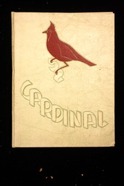 1952 Edition, South Division High School - Cardinal Yearbook (Milwaukee, WI)