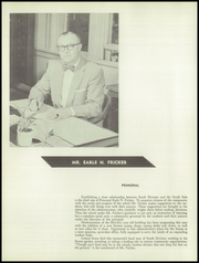 Page 16, 1955 Edition, South Division High School - Cardinal Yearbook (Milwaukee, WI) online yearbook collection
