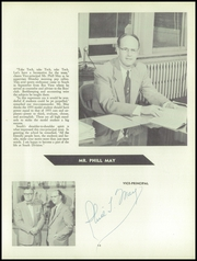 Page 17, 1955 Edition, South Division High School - Cardinal Yearbook (Milwaukee, WI) online yearbook collection