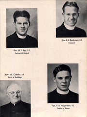 Page 15, 1949 Edition, St Ignatius High School - Ignatian Yearbook (Cleveland, OH) online yearbook collection