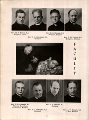 Page 16, 1949 Edition, St Ignatius High School - Ignatian Yearbook (Cleveland, OH) online yearbook collection