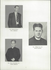 Page 12, 1950 Edition, St Ignatius High School - Ignatian Yearbook (Cleveland, OH) online yearbook collection