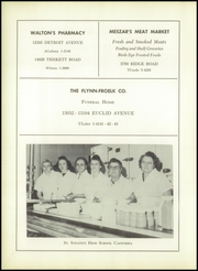 Page 150, 1951 Edition, St Ignatius High School - Ignatian Yearbook (Cleveland, OH) online yearbook collection