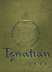 Page 1, 1953 Edition, St Ignatius High School - Ignatian Yearbook (Cleveland, OH) online yearbook collection