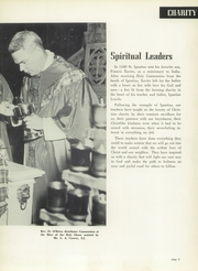 Page 13, 1953 Edition, St Ignatius High School - Ignatian Yearbook (Cleveland, OH) online yearbook collection