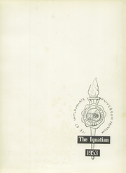 Page 5, 1953 Edition, St Ignatius High School - Ignatian Yearbook (Cleveland, OH) online yearbook collection