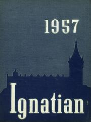 Page 1, 1957 Edition, St Ignatius High School - Ignatian Yearbook (Cleveland, OH) online yearbook collection