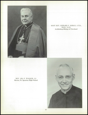 Page 14, 1957 Edition, St Ignatius High School - Ignatian Yearbook (Cleveland, OH) online yearbook collection
