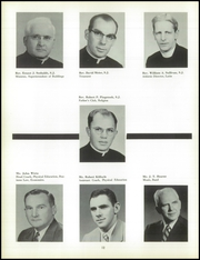 Page 16, 1957 Edition, St Ignatius High School - Ignatian Yearbook (Cleveland, OH) online yearbook collection
