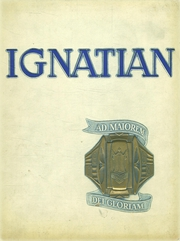 Page 1, 1958 Edition, St Ignatius High School - Ignatian Yearbook (Cleveland, OH) online yearbook collection