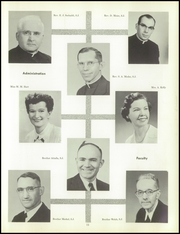 Page 15, 1958 Edition, St Ignatius High School - Ignatian Yearbook (Cleveland, OH) online yearbook collection