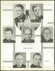 Page 16, 1958 Edition, St Ignatius High School - Ignatian Yearbook (Cleveland, OH) online yearbook collection