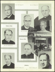 Page 17, 1958 Edition, St Ignatius High School - Ignatian Yearbook (Cleveland, OH) online yearbook collection