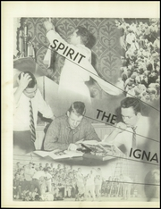 Page 6, 1958 Edition, St Ignatius High School - Ignatian Yearbook (Cleveland, OH) online yearbook collection