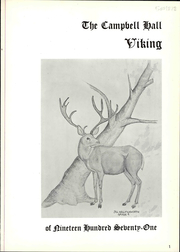 Page 5, 1971 Edition, Campbell Hall School - Viking Yearbook (North Hollywood, CA) online yearbook collection