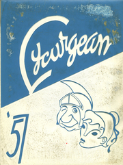 1957 Edition, West Covina High School - Lycurgean Yearbook (West Covina, CA)