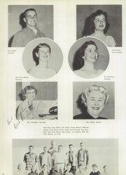 Page 12, 1958 Edition, West Covina High School - Lycurgean Yearbook (West Covina, CA) online yearbook collection