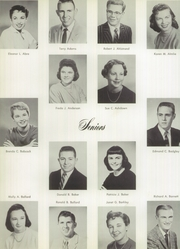 Page 14, 1958 Edition, West Covina High School - Lycurgean Yearbook (West Covina, CA) online yearbook collection
