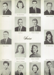 Page 16, 1958 Edition, West Covina High School - Lycurgean Yearbook (West Covina, CA) online yearbook collection