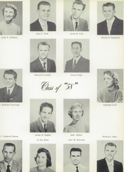 Page 17, 1958 Edition, West Covina High School - Lycurgean Yearbook (West Covina, CA) online yearbook collection