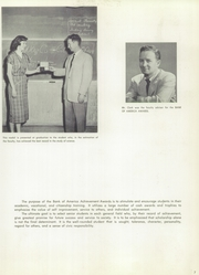 Page 9, 1958 Edition, West Covina High School - Lycurgean Yearbook (West Covina, CA) online yearbook collection