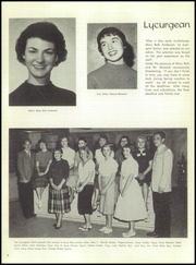 Page 10, 1959 Edition, West Covina High School - Lycurgean Yearbook (West Covina, CA) online yearbook collection