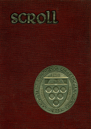 1944 Edition, St Stephens Episcopal School - Scroll Yearbook (Alexandria, VA)