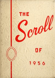 1956 Edition, St Stephens Episcopal School - Scroll Yearbook (Alexandria, VA)