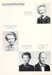 Page 12, 1956 Edition, St Stephens Episcopal School - Scroll Yearbook (Alexandria, VA) online yearbook collection
