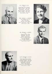 Page 15, 1956 Edition, St Stephens Episcopal School - Scroll Yearbook (Alexandria, VA) online yearbook collection