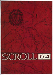 1964 Edition, St Stephens Episcopal School - Scroll Yearbook (Alexandria, VA)