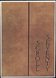 1970 Edition, St Stephens Episcopal School - Scroll Yearbook (Alexandria, VA)