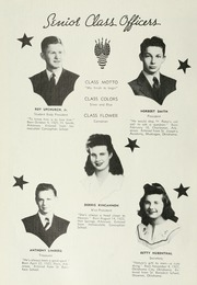 Page 12, 1943 Edition, Saint Annes Academy - Grottonian Yearbook (Fort Smith, AR) online yearbook collection