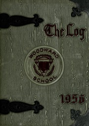 1956 Edition, Woodward Prep School - Log Yearbook (Washington, DC)