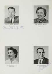 Page 12, 1958 Edition, Woodward Prep School - Log Yearbook (Washington, DC) online yearbook collection