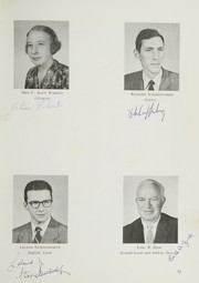 Page 15, 1958 Edition, Woodward Prep School - Log Yearbook (Washington, DC) online yearbook collection