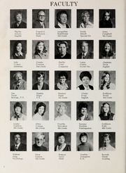 Page 10, 1975 Edition, Falcon High School - Peregrine Yearbook (Peyton, CO) online yearbook collection