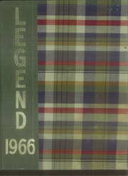 Page 1, 1966 Edition, Maine West High School - Legend Yearbook (Des Plaines, IL) online yearbook collection