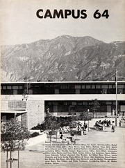 Page 10, 1964 Edition, Pasadena High School - Campus Yearbook (Pasadena, CA) online yearbook collection