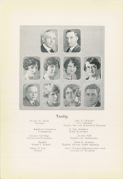 Page 12, 1927 Edition, Exeter Union High School - Acta Yearbook (Exeter, CA) online yearbook collection