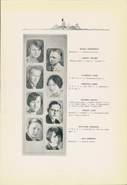 Page 17, 1927 Edition, Exeter Union High School - Acta Yearbook (Exeter, CA) online yearbook collection